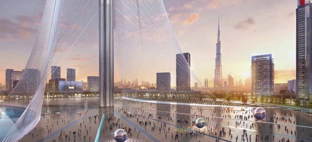 The Tower at Dubai Creek Harbour