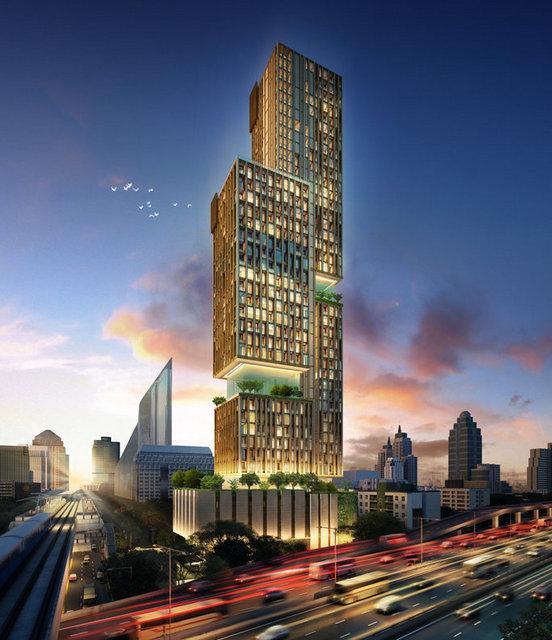 Bangkok Sky Condo at BTS Ploenchit