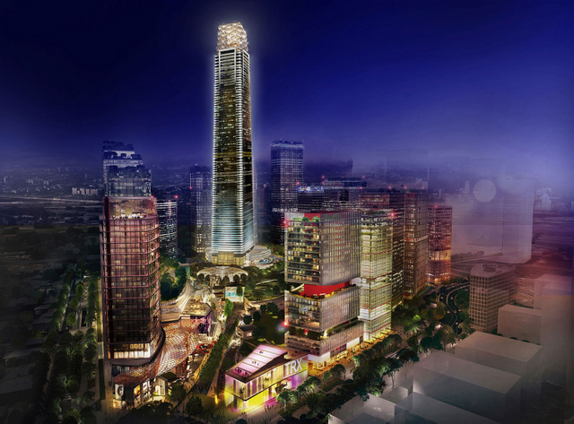The Signature Tower TRX