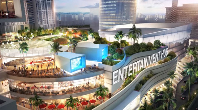 Bukit Bintang City Centre Entertainment Hub