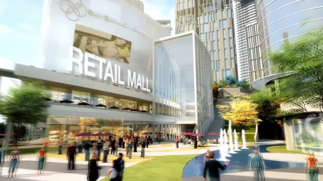 Bukit Bintang City Centre Retail Mall