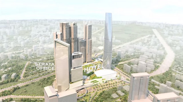 Bukit Bintang City Centre Strata Office