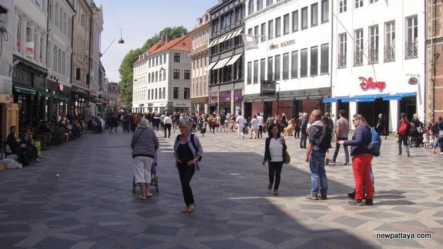 Stroget – Copenhagen Walking Street