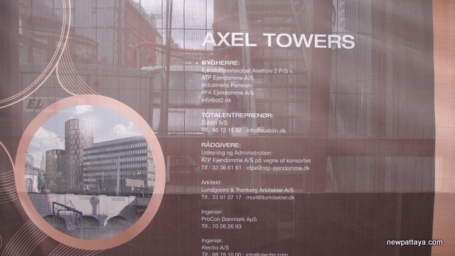 Axel Towers