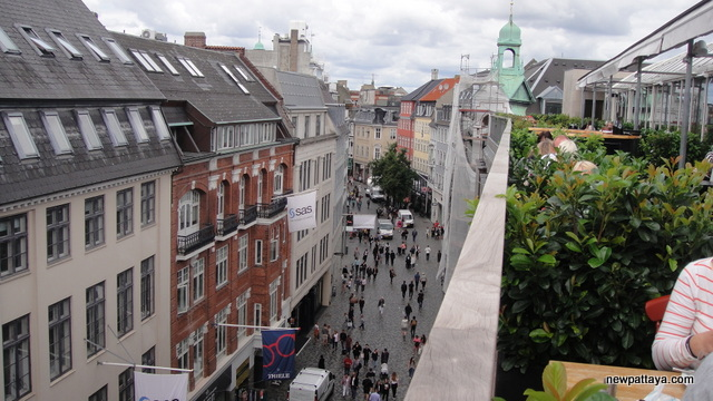 Illum Rooftop Restaurants