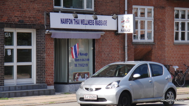 Namfon Thai Massage