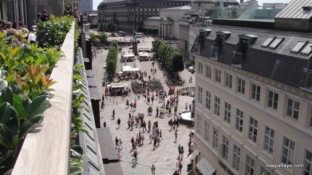 View from Illum Rooftop Restaurants