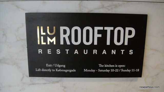Illum Rooftop Restaurants