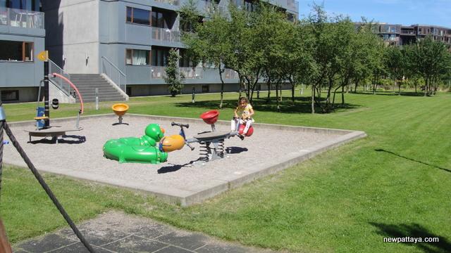 Legeplads ved DR Byen Amager