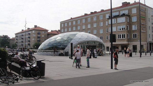 Triangeln Station Malmö