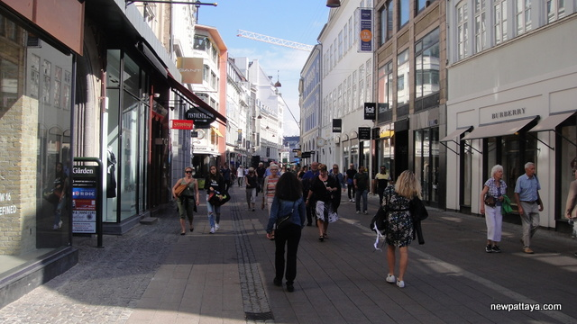Stroget - Copenhagen Walking Street
