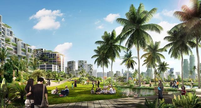 Forest City Johor