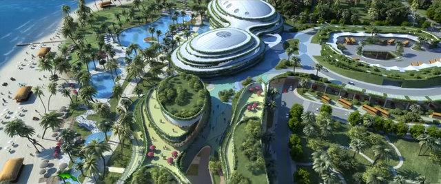 Forest City Malaysia Johor