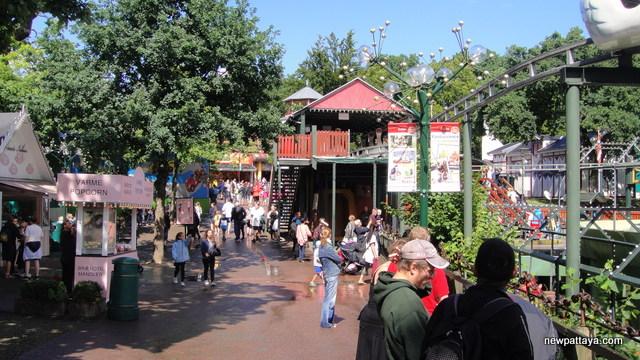 Bakken Amusement Park