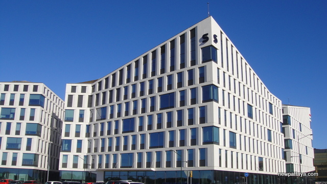 Hyllie Office building