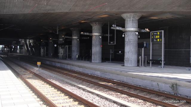 Hyllie Railway Station