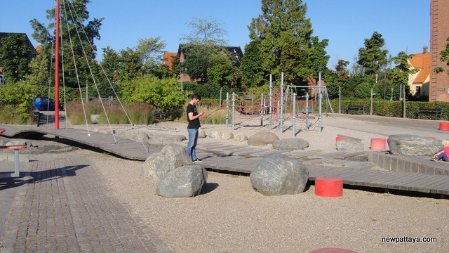 Sundbyvester Plads Legeplads