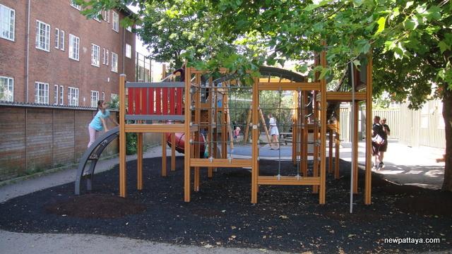 Amager Fælled Skole Legeplads