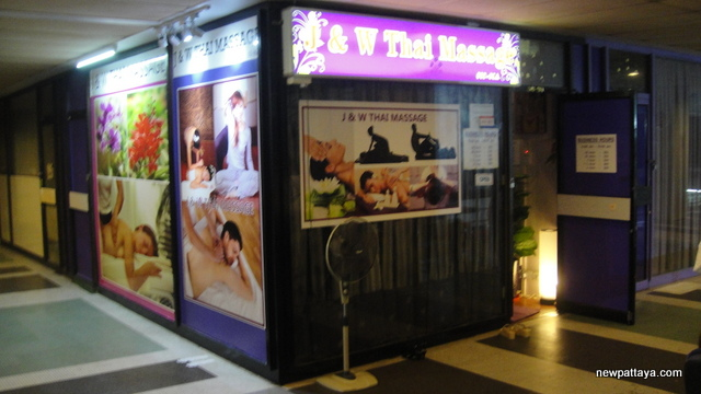 Thai Massage at Golden Mile Complex