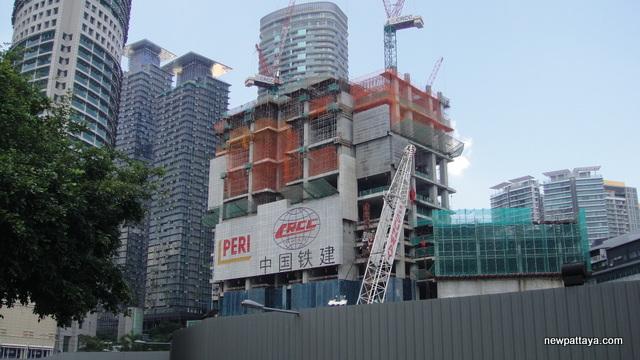 Le Nouvel KLCC + Four Seasons Place Kuala Lumpur