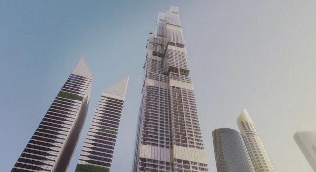 Entisar Tower