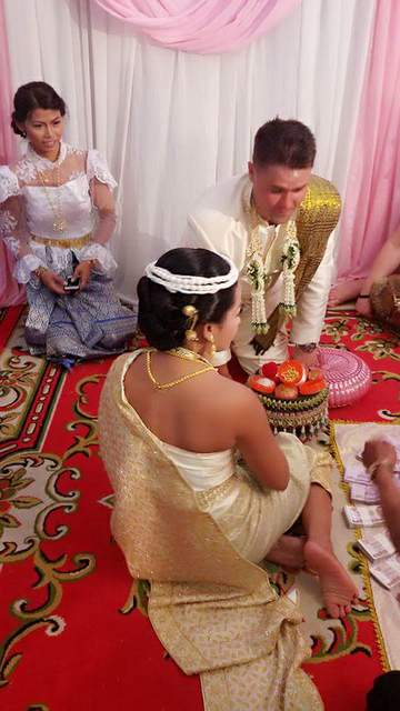 Thai Traditional Wedding
