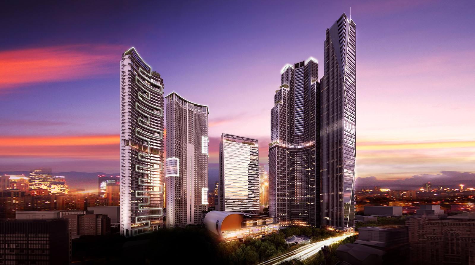 Trump Tower Manila