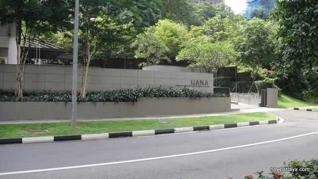 HANA condo Singapore