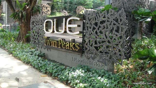 OUE Twin Peaks