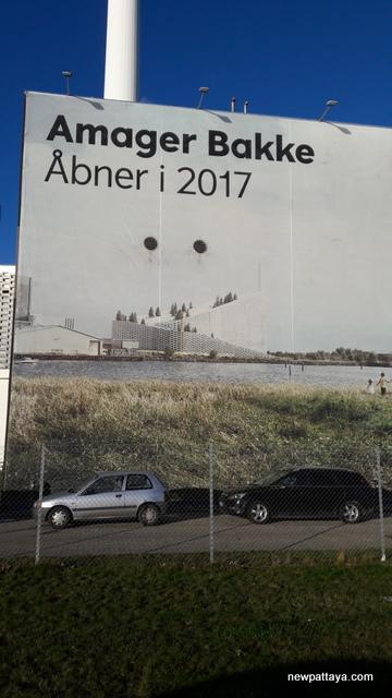 Copenhagen Ski Slope - Amager Bakke