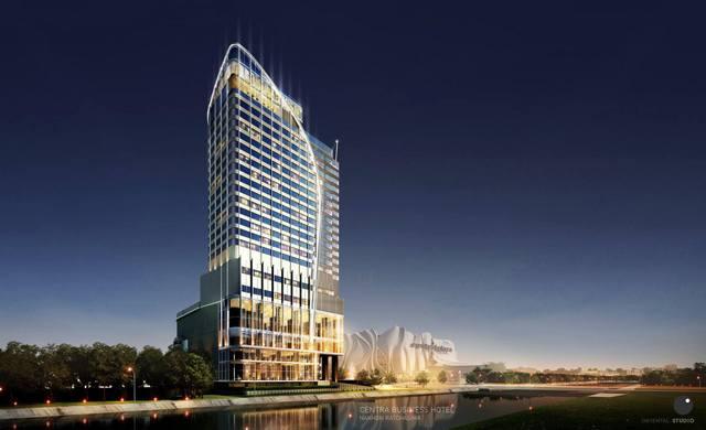 Centra Business Hotel Nakhon Ratchasima