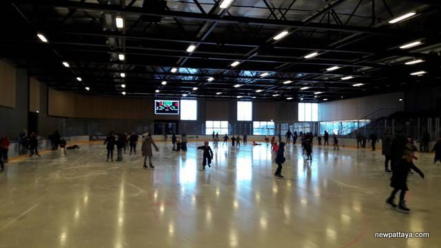 Ørestad Skating Rink Ørestad Skøjtehal Orestad Skating Rink