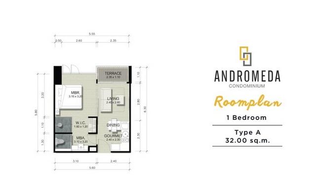 Andromeda Condominium Pattaya