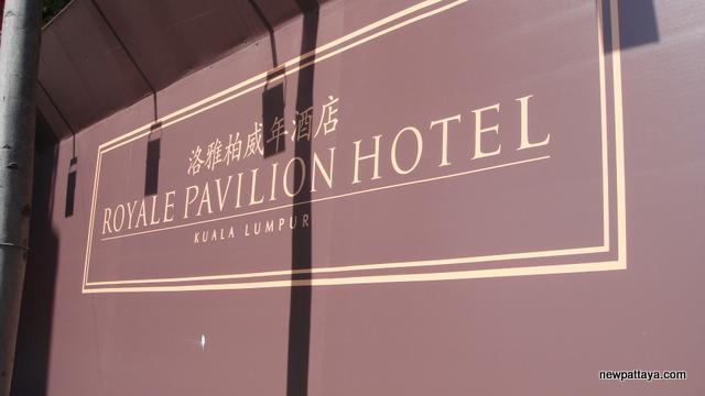 Royale Pavilion Hotel
