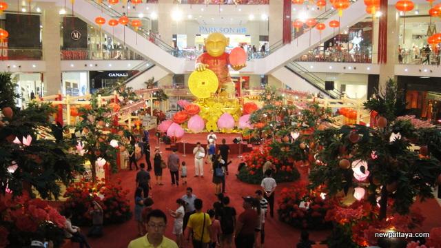 Pavilion Shopping Centre in Kuala Lumpur