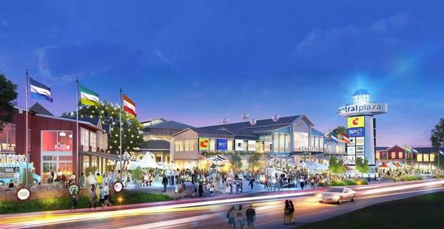 Central Marina Pattaya