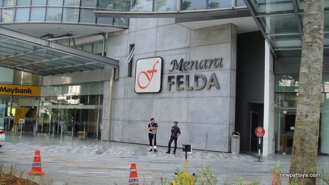 Platinum Park Menara Felda