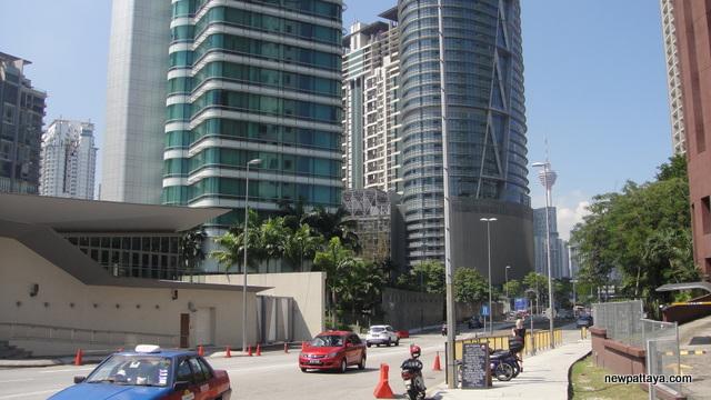 The Avare Kuala Lumpur + Menara Felda