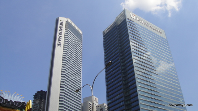 Integra Tower – The Intermark – Aker Solutions