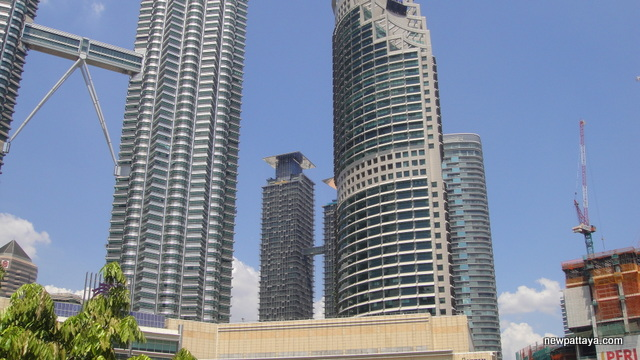 Maxis Tower Kuala Lumpur