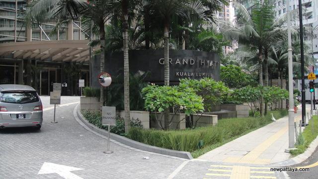 Grand Hyatt Kuala Lumpu