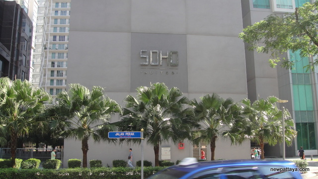 Soho Suites KLCC