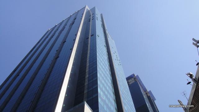 The Ritz-Carlton Residences Kuala Lumpur and Menara Bangkok Bank
