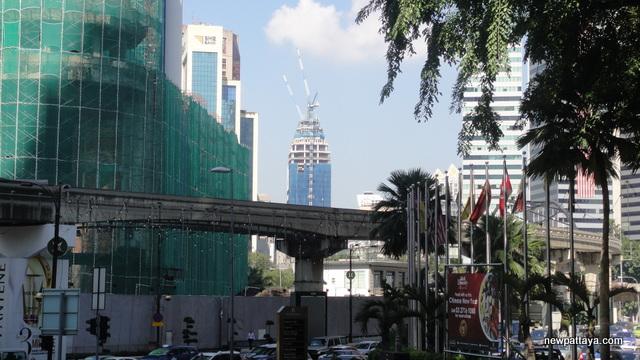 JKG Tower Kuala Lumpur