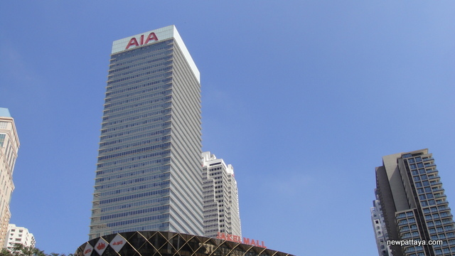 Cap Square Tower