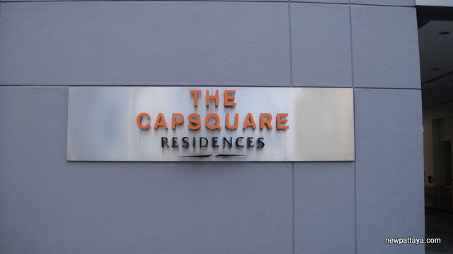 The CapSquare Residences