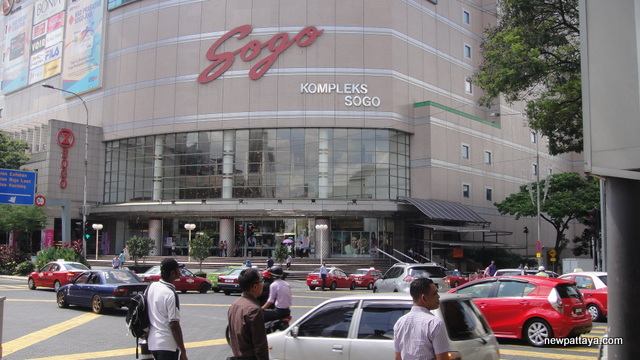 Sogo Shopping Complex