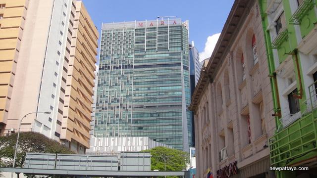 Menara Mara and Premiera Hotel