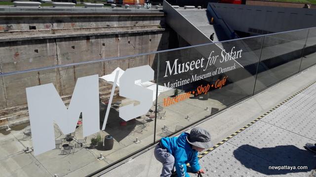 Helsingør - M/S Museet for Søfart