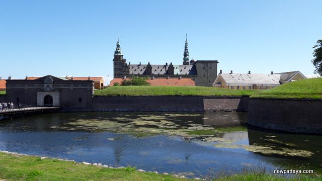 Helsingør - Kronborg